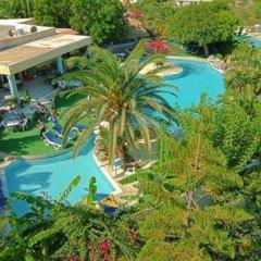 Отель Palm Beach Hotel - Adults only Греция, Кос - отзывы, цены и фото номеров - забронировать отель Palm Beach Hotel - Adults only онлайн бассейн фото 2