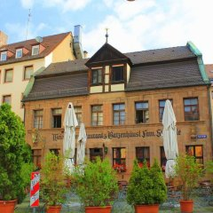 Отель Steichele Hotel & Weinrestaurant Германия, Нюрнберг - отзывы, цены и фото номеров - забронировать отель Steichele Hotel & Weinrestaurant онлайн