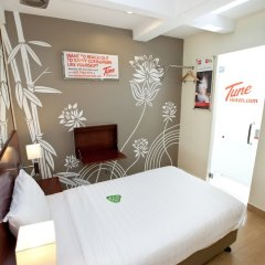 Отель Tune Hotel - Downtown Penang Малайзия, Пенанг - отзывы, цены и фото номеров - забронировать отель Tune Hotel - Downtown Penang онлайн фото 9