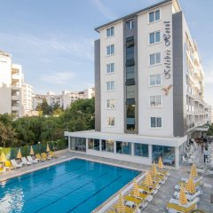 Kolibri Hotel Турция, Аланья - отзывы, цены и фото номеров - забронировать отель Kolibri Hotel - All Inclusive онлайн бассейн