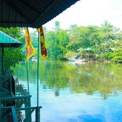 Отель Lagoon Garden Hotel Шри-Ланка, Берувела - отзывы, цены и фото номеров - забронировать отель Lagoon Garden Hotel онлайн приотельная территория