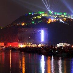 Отель Grand Metropark Bay Hotel Sanya Китай, Санья - отзывы, цены и фото номеров - забронировать отель Grand Metropark Bay Hotel Sanya онлайн приотельная территория