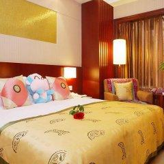 Отель Howard Johnson Wyndham Leonora plzaz Shanghai Китай, Шанхай - отзывы, цены и фото номеров - забронировать отель Howard Johnson Wyndham Leonora plzaz Shanghai онлайн комната для гостей фото 4