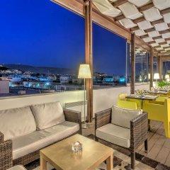 Отель Polis Grand Афины бассейн