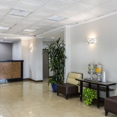 Отель Quality Inn & Suites Los Angeles Airport - LAX сауна
