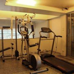 Отель Must Sea Бангкок фитнесс-зал