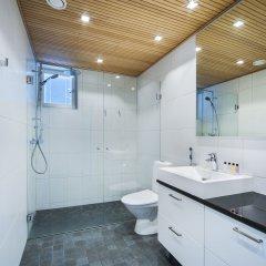 Отель Hotel Aallonkoti Финляндия, Хельсинки - отзывы, цены и фото номеров - забронировать отель Hotel Aallonkoti онлайн ванная