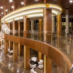 Гостиница Minsk Marriott интерьер отеля