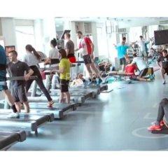 Hotel Adresa фитнесс-зал фото 3
