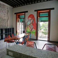 Отель Mexiqui Zocalo Мексика, Мехико - отзывы, цены и фото номеров - забронировать отель Mexiqui Zocalo онлайн комната для гостей фото 2