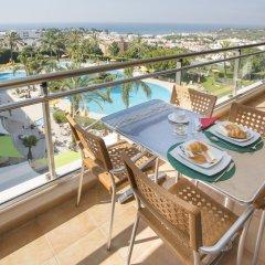 Отель Alfagar Alto da Colina Португалия, Албуфейра - 1 отзыв об отеле, цены и фото номеров - забронировать отель Alfagar Alto da Colina онлайн балкон