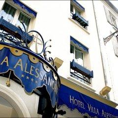Отель Villa Alessandra Париж фото 8