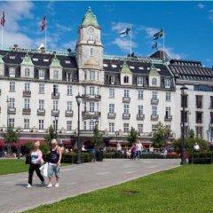 Отель Grand Hotel Норвегия, Осло - отзывы, цены и фото номеров - забронировать отель Grand Hotel онлайн городской автобус