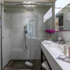 Отель Martis Palace Hotel Rome Италия, Рим - отзывы, цены и фото номеров - забронировать отель Martis Palace Hotel Rome онлайн ванная