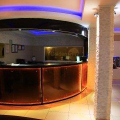 Hotel Golden Sun - All Inclusive интерьер отеля