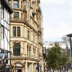 Отель Hilton Manchester Deansgate Манчестер фото 3