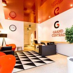 Отель Grand Central Apartments Бельгия, Брюссель - отзывы, цены и фото номеров - забронировать отель Grand Central Apartments онлайн интерьер отеля фото 2