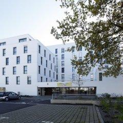 Отель Appart'City Rennes Beauregard парковка