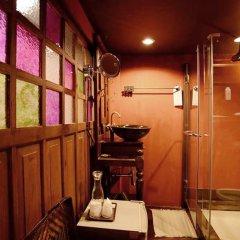 Отель Old Capital Bike Inn ванная