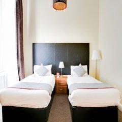 Отель Onslow Guesthouse Великобритания, Глазго - отзывы, цены и фото номеров - забронировать отель Onslow Guesthouse онлайн комната для гостей фото 2