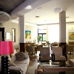 Pavlo Napa Beach Hotel in Ayia Napa, Cyprus from 144$, photos, reviews - zenhotels.com hotel interior photo 3