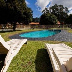 Отель Advance Motel бассейн фото 3