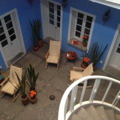 Отель Entre Barrios Hospederia Мехико спортивное сооружение