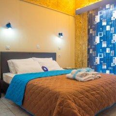 Antonios Hotel комната для гостей фото 11