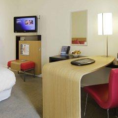 Отель Novotel Manchester Centre комната для гостей