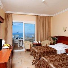 Отель Panorama Аланья комната для гостей фото 5
