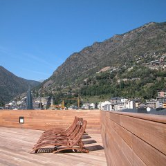 Отель Golden Tulip Andorra Fènix пляж фото 2