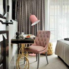 Hotel Jardin De L'odeon Париж удобства в номере