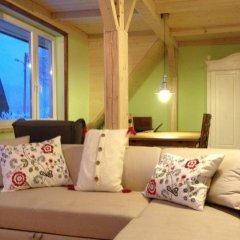 Апартаменты Guest House & Apartment Nabucco with Mountain View Закопане комната для гостей фото 2