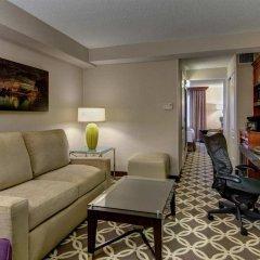 Отель Hilton Garden Inn Washington Dc Downtown США, Вашингтон - отзывы, цены и фото номеров - забронировать отель Hilton Garden Inn Washington Dc Downtown онлайн комната для гостей фото 5