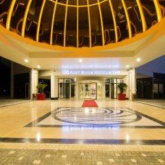 Port River Hotel - All Inclusive интерьер отеля фото 2