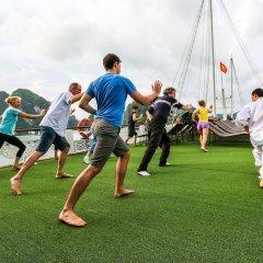 Отель Oriental Sails фитнесс-зал