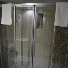 Theodore Butik Hotel ванная