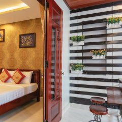 Отель Nuni Homestay Хойан балкон