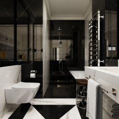 Hotel Villa Favorita Сан-Себастьян ванная