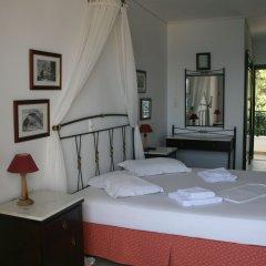 Отель Dionysos Hotel Греция, Агистри - отзывы, цены и фото номеров - забронировать отель Dionysos Hotel онлайн комната для гостей фото 3