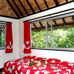 Отель Fare Vaihere Французская Полинезия, Муреа - отзывы, цены и фото номеров - забронировать отель Fare Vaihere онлайн ванная
