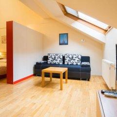 Апартаменты Picasso Apartments Prague комната для гостей фото 3