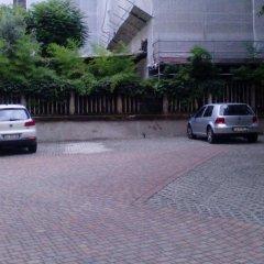 Отель Minerva парковка