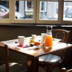 Отель Hôtel du Simplon Франция, Лион - отзывы, цены и фото номеров - забронировать отель Hôtel du Simplon онлайн питание фото 3