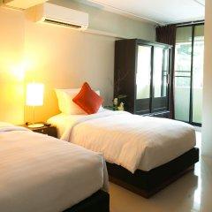 Отель Annex Lumpini Bangkok Таиланд, Бангкок - отзывы, цены и фото номеров - забронировать отель Annex Lumpini Bangkok онлайн комната для гостей фото 3