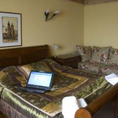 Отель Marysin Dwór Польша, Катовице - 1 отзыв об отеле, цены и фото номеров - забронировать отель Marysin Dwór онлайн комната для гостей фото 5