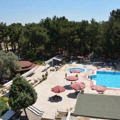 Birlik Hotel Турция, Улучак-Ататюрк - отзывы, цены и фото номеров - забронировать отель Birlik Hotel онлайн бассейн фото 3
