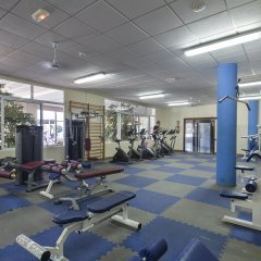 Отель Best Oasis Tropical Гарруча фитнесс-зал