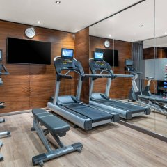 Отель Ac Victoria Suites By Marriott Барселона фитнесс-зал