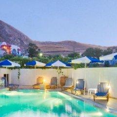 Отель Glaros бассейн фото 2